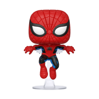 Marvel 80th First Appearance Spider-Man Funko Pop Vinyl