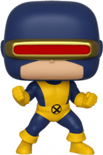 Marvel 80th Cyclops Funko Pop Vinyl Figure
