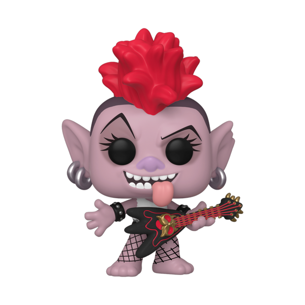 Trolls world Tour Queen Barb Funko Pop Vinyl