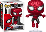 Spider Man First Appearance Metallic Funko Pop Vinyl Figure Marvel