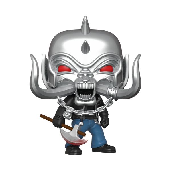 Motorhead Warpig Funko Pop Vinyl Figure Rock