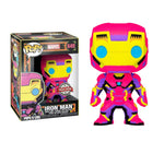 PRE ORDER Marvel Black Light Iron Man Funko POP Vinyl