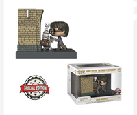 Harry Potter Platform 9 3/4 Special Edition Movie Moment Pop! Vinyl Figure #81