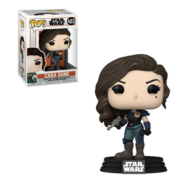 PRE ORDER The Mandalorian Star Wars Disney Cara Dune Funko Pop! Vinyl