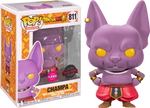 Dragon Ball Super Champa Flocked Funko POP Vinyl Figure