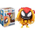 Marvel Spider Man Scream Symbiote Funko Pop! Vinyl