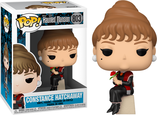 PRE ORDER The Haunted Mansion Constance Hatchaway Funko POP Vinyl