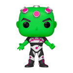 DC Superman Brainiac Funko POP Vinyl