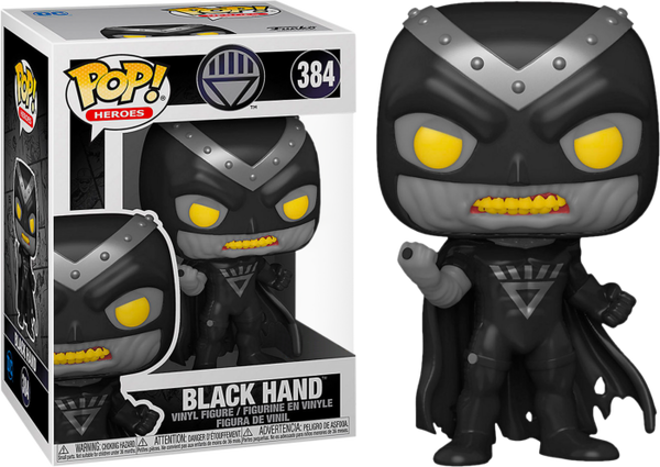 DC Green Lantern Black Hand Funko Pop! Vinyl