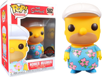 PRE ORDER The Simpsons Homer Muumuu Funko Pop Vinyl Figure #502