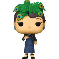 Clue Mrs. Peacock Funko Pop! Vinyl