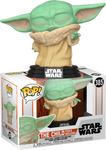 Star Wars Mandalorian The Child (Baby Yoda) Force Wielding Funko Pop Vinyl