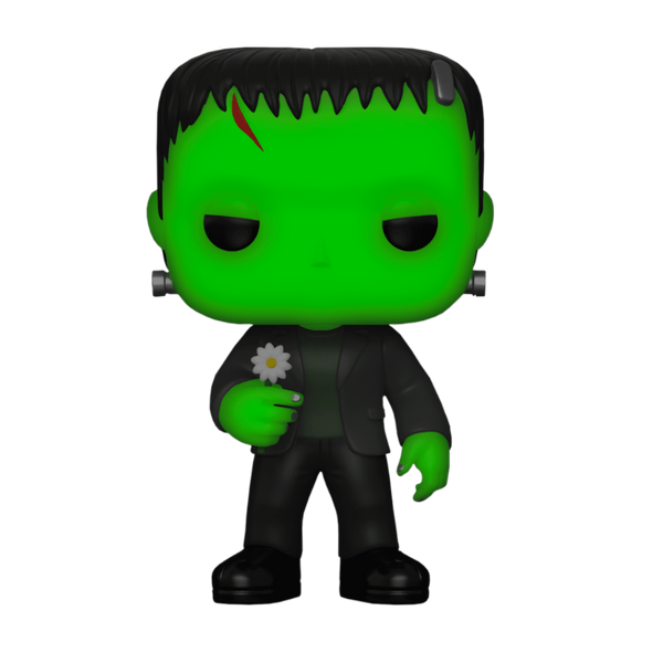 PRE ORDER Universal Monsters Frankenstein With Flower Glow In The Dark Funko POP Vinyl