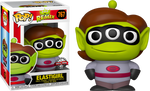 Disney Pixar Alien Remix Mrs. Incredible In Silver Suit ( Elastigirl) Funko Pop! Vinyl