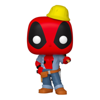 PRE ORDER Marvel Deadpool Construction Deadpool 30th Anniversary Funko Pop! Vinyl