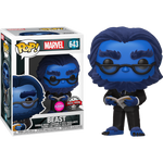 PRE ORDER X-Men The Last Stand Beast Flocked 20th Anniversary Funko Pop! Vinyl