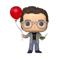 PRE ORDER Stephen King With Red Balloon Funko POP Vinyl