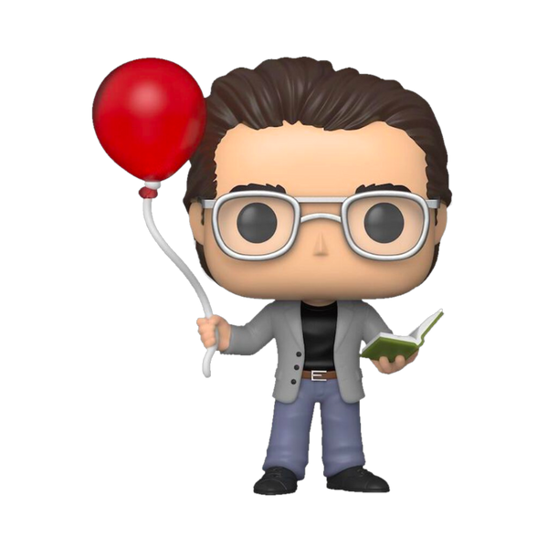 Stephen King With Red Balloon Funko POP Vinyl