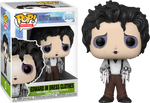 Edward Scissorhands In Dress Cloths Braces Funko Pop Vinyl Figure