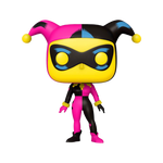 Batman The Animated Series Harley Quinn Blacklight Funko Pop! Vinyl