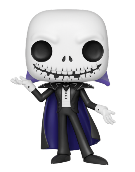 Disney Nightmare Before Christmas Vampire Jack Funko Pop! Vinyl Figure