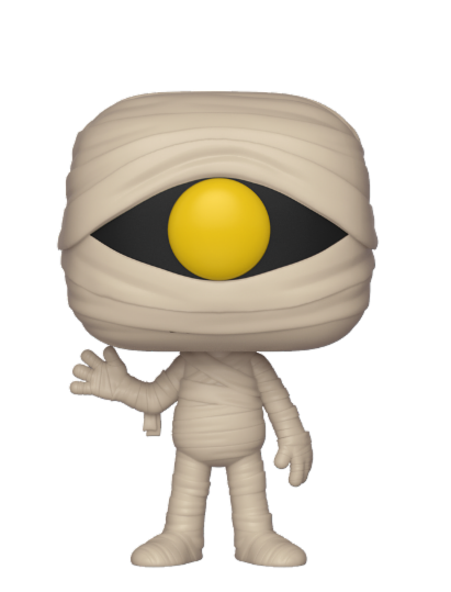 Disney Nightmare Before Christmas Mummy Boy Funko Pop! Vinyl Figure