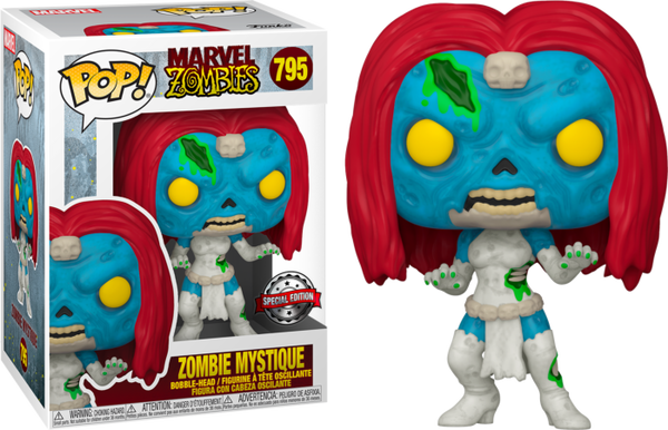Marvel Zombies Mystique Zombie Funko Pop! Vinyl
