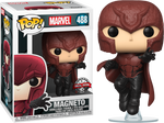 PRE ORDER Marvel X-Men 20th Young Magneto Funko Pop! Vinyl Figure Special Edition