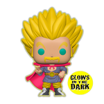 Dragon Ball Super Super Saiyan Hercule Glow In The Dark Funko Pop Vinyl Figure
