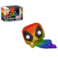 PRE ORDER Pride Rainbow Marvel Deadpool Funko Pop! Vinyl