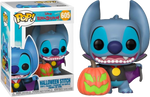 PRE ORDER Disney Lilo And Stitch Halloween Stitch Funko Pop Vinyl Figure