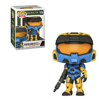 PRE ORDER Halo Infinite Mark VII with Commando Rifle (Funko Deco) Funko Pop! Vinyl