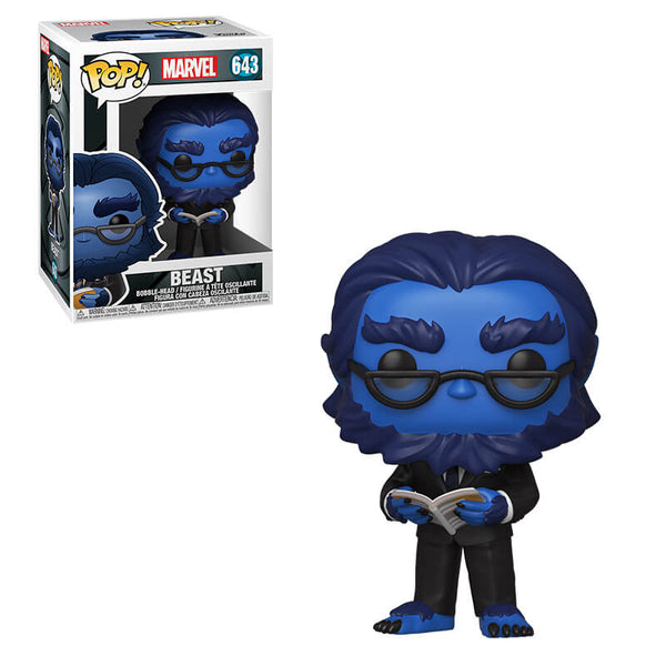 PRE ORDER Marvel X-Men 20th Beast Funko Pop! Vinyl Figure