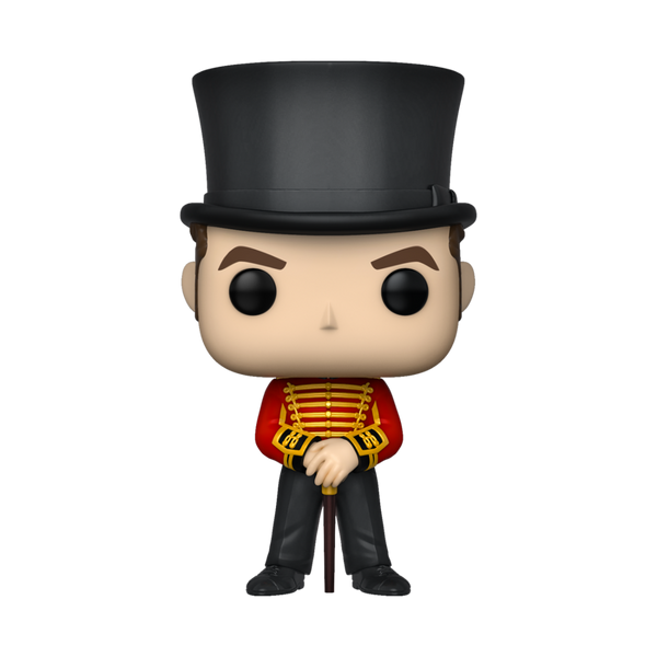 POP Movies The Greatest Showman Phillip Carlyle Funko Pop Vinyl