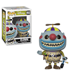 Nightmare Before Christmas Clown Funko Pop! Vinyl Figure #452