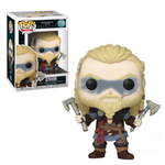 Assassin's Creed Vahalla Eivor Double Axe Funko Pop Vinyl
