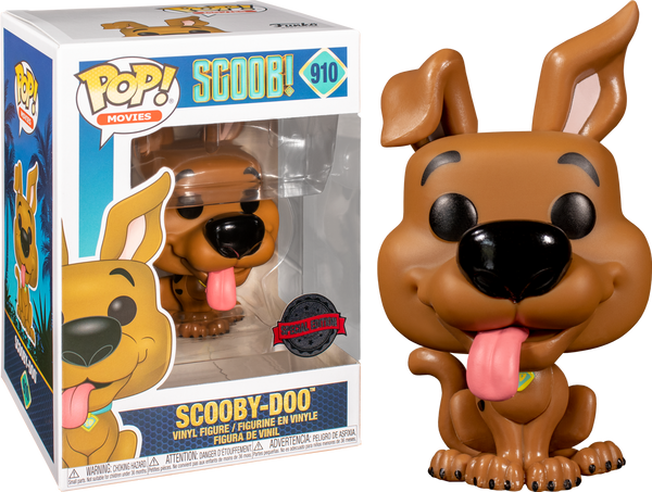 Young Scooby Doo Funko Pop Vinyl Figure Scoob 2020