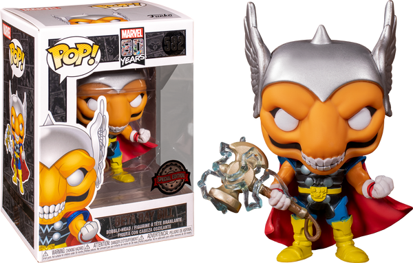 Marvel Thor Beta Ray Bill Funko Pop Vinyl Figure
