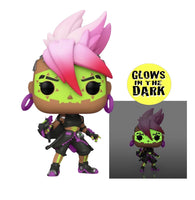 Overwatch Los Muertos Sombra Glow in the Dark Funko Pop! Vinyl