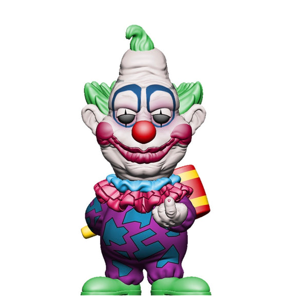 PRE ORDER Killer Klowns From Outer Space Jumbo Funko Pop Vinyl Figure