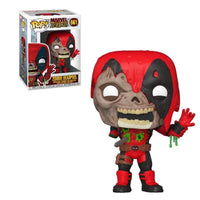 PRE ORDER Marvel Zombies Deadpool Funko Pop Vinyl Figure