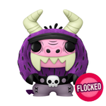 PRE ORDER Foster's Home For Imaginary Friends Eduardo Flocked Funko Pop! Vinyl