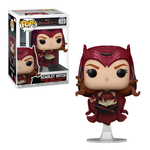 Marvel WandaVision Scarlet Witch Funko Pop! Vinyl.
