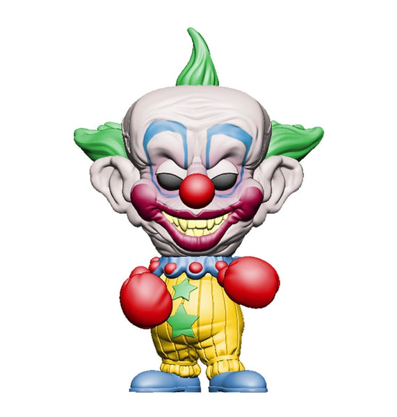 Killer Klowns From Outer Space Shorty Funko Pop Vinyl Figure