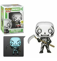Fortnite Skull Trooper Glow In The Dark Funko Pop Vinyl Figure #438