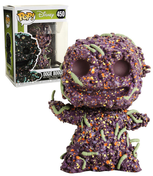 Nightmare Before Christmas Oogie Boogie Bug Form Funko Pop! Vinyl Figure #450