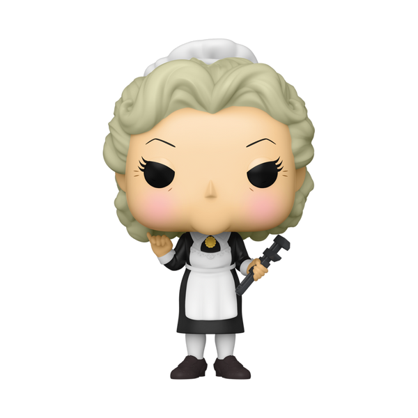 PRE ORDER Clue Mrs White With Wrench Funko POP! Vinyl