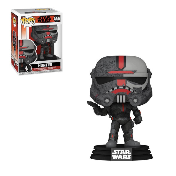 PRE ORDER Star Wars Bad Batch Hunter Funko Pop! Vinyl