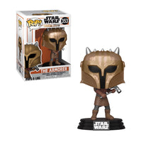 PRE ORDER Star Wars Mandalorian The Armor Funko Pop Vinyl Figure