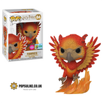 Harry Potter Flocked Fawkes Funko Pop Vinyl Summer Convention Exclusive